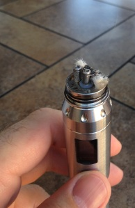 First coil