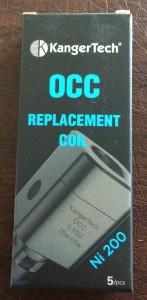 Ni200 OCC heads